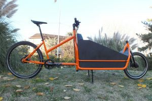 galleria gallery officine recycle cargo bike