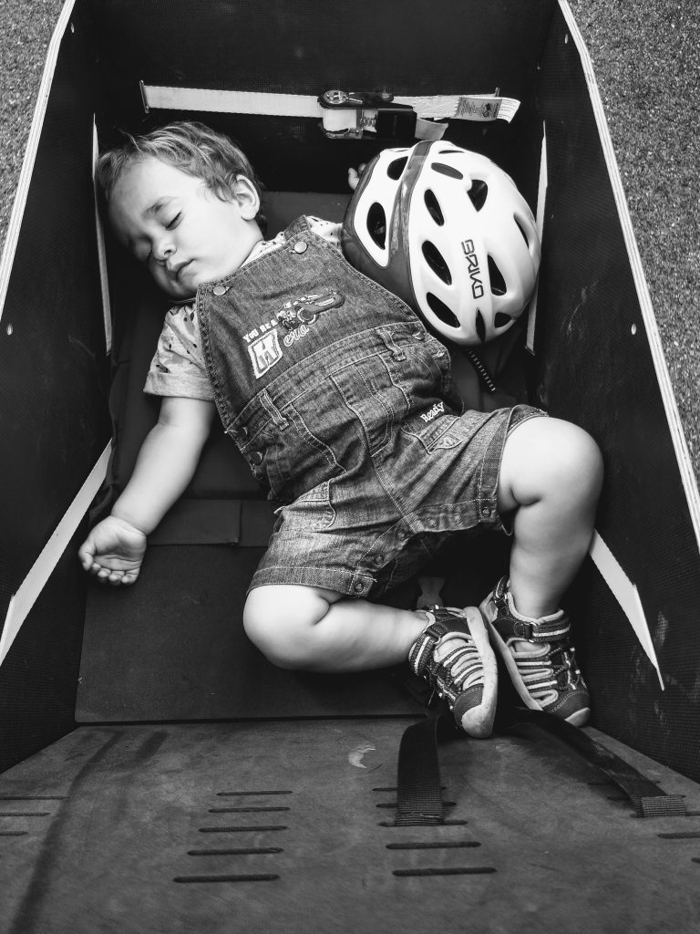 cycling with kids bike trip cargo bike BAM Bicyle Adventure Meeting Bronte