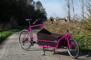 Bronte shimano 105 cargo bike lastenrad lastenfahrrad