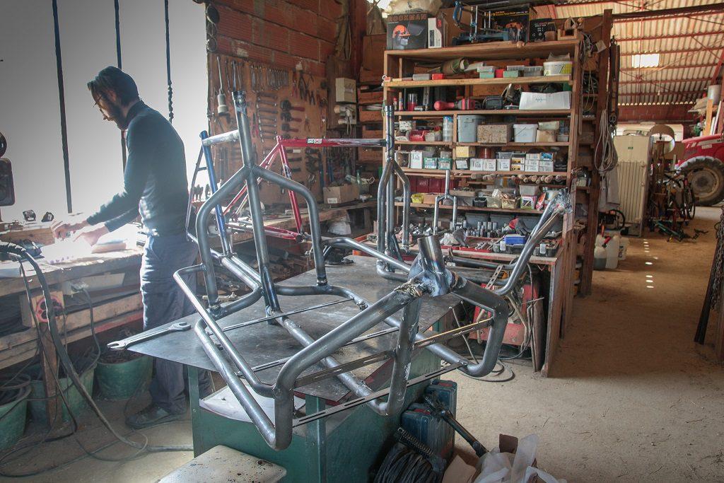 botch cargo bikes using diy kit