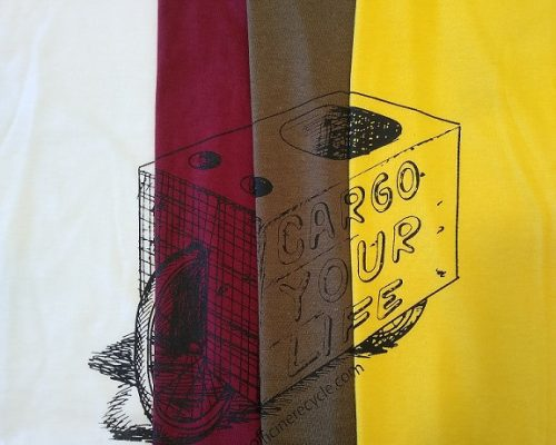 recycle t shirt cargo your life